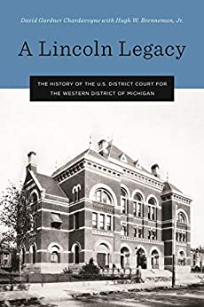 A Lincoln Legacy cover art